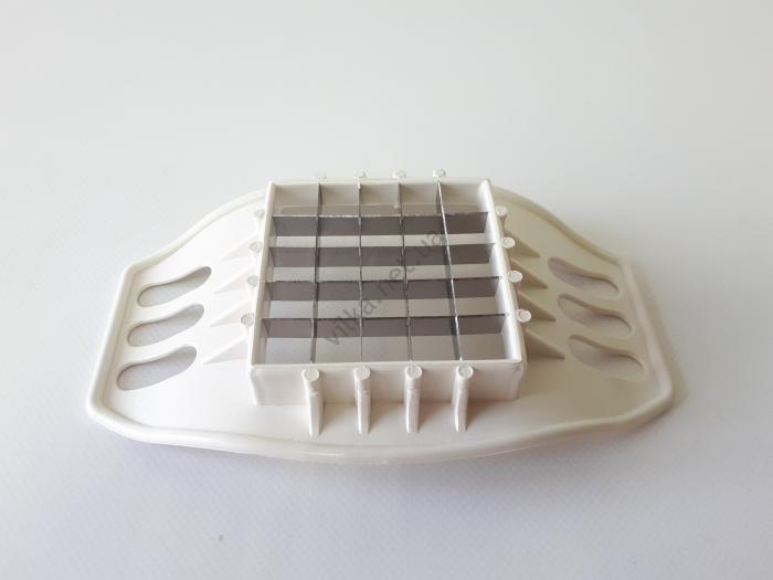 Картофелерез пластмассовый 17,5*10 cm. (7*7 cm. рабочая часть)