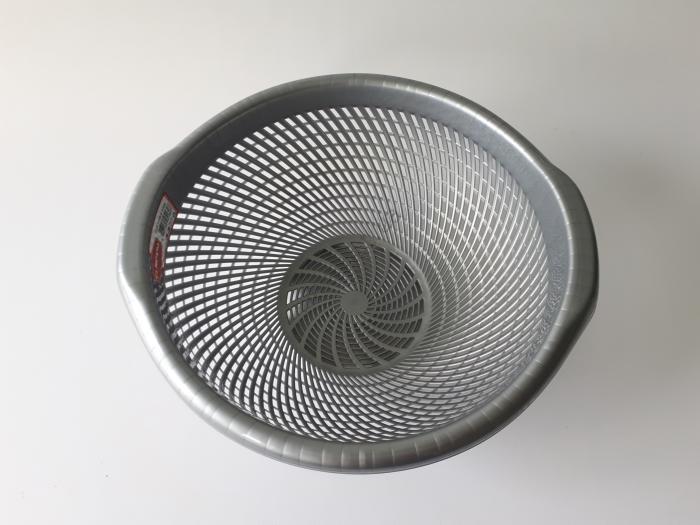 Дуршлаг пластмассовый Sevilen d 30 cm.,h 12,5 cm.