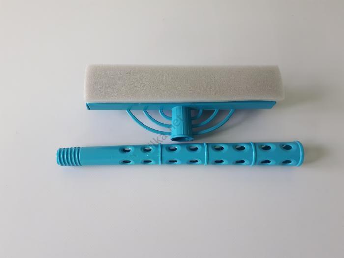 Окномой + щётка с ручкой L 32 cm; w 22 cm.