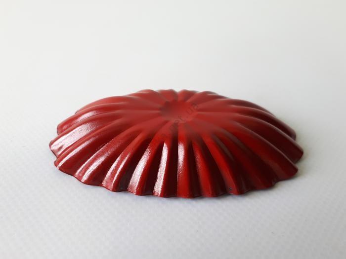 Форма тефлоновая  овальная 9,5 x 5,5 x 1 cm.