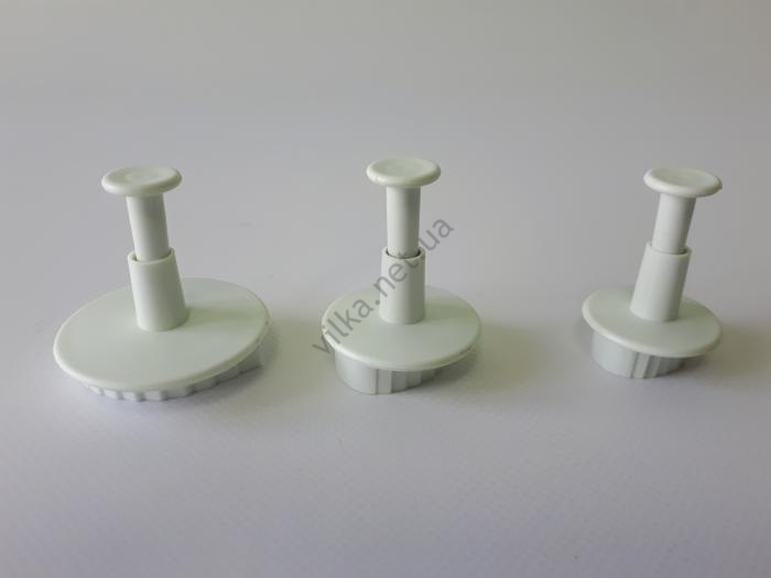 Плунжер кондитерский из 3-х для мастики