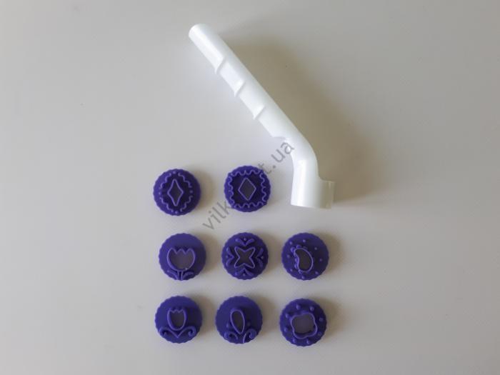 Набор кондитерский для мастики из 8-ми