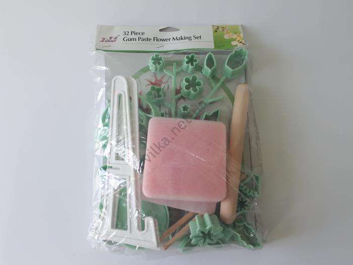 Набор кондитерский  для мастики из 32-х