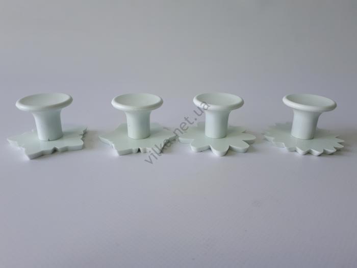 Плунжер кондитерский пластмассовый из 4-х
