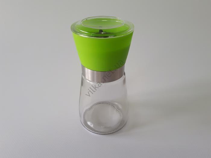 Перцемолка пластмассовая 6,8*13,5 см