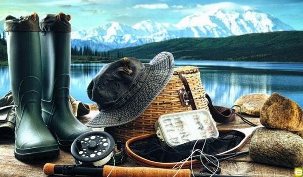 аксессуары для рыбака