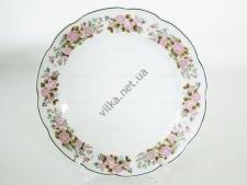 Тарелка  полевые цветы  для 2-го №9 - 23 см. (12 шт. в уп.)
