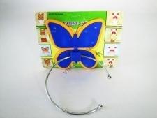 Кольцо для полотенца Бабочка д. 12 см.