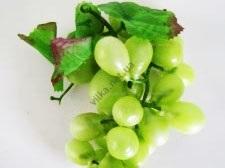 Виноград зеленый 36 шариков