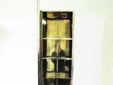 Комод нержавеющий угловой ASM 655