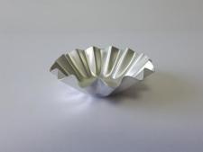 Форма кекс металлическая d 8,5cm; h 2,5cm