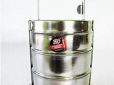 Судок-контейнер из 3-х 14 х 3   0,7 л.