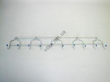 Вешалка металлическая с крючком № 10, L 67cm