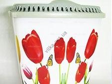 Корзина для белья  Senyayla  с рисунком 4628