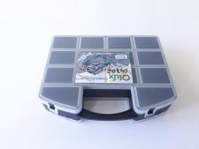 Ящик пластмассовый для шурупов 26,5*21,5 cm, h 6,5 cm.