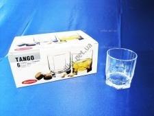 Набор стаканов для виски  Танго  6 х 330 гр.