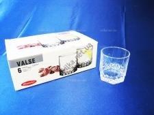 Набор стаканов для сока  Вальс  6 х 210 гр.