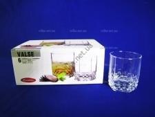 Набор стаканов для виски  Вальс  6 х 330 гр.