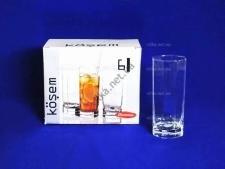 Набор стаканов для коктейля  Кошем 6 х 228 гр.