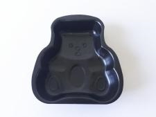 Форма порционная для выпечки мишка 14 см.