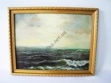 Картина  Море  30 х 40