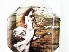 Картина  Девушка 20 х 25