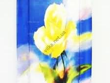 Картина  Желтая роза  21,5 х 48