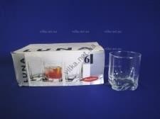 Набор стаканов для сока  Луна  6 х 240 гр.