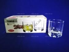 Набор стаканов для сока  Танго  6 х 210 гр.