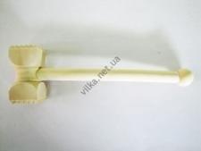 Молоток кулинарный деревянный 26,5 см.