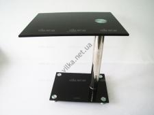Подставка стеклянная 40 x 29 cm, h 47 cm
