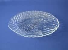 Блюдо стеклянное Султана 18 х 24 cm