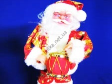Дед Мороз барабанщик