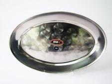 Блюдо овальное нержавейка L 40 cm w 26 cm