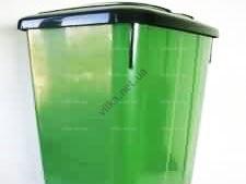 Контейнер для мусора 85 л.  на колёсах 4265