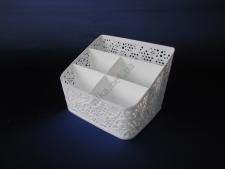 Держатель для бумаж. полотенца метал+пласт (100шт)