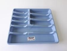Лоток для столовых приборов, пластмассовый