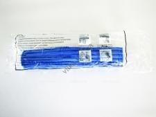 Губка запасная к швабре синяя