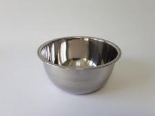 Миска нержавеющая, глубокая в/с 17,5 cm, h 8,5 cm. (1,2 л.)