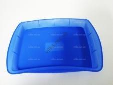 Форма силиконовая прямоугольная с ручкой 35 х 25 х 4