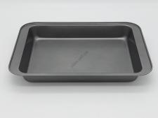 Форма тефлоновая черная 37 х 25 х 5 см.