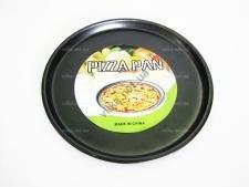 Форма тефлоновая для пиццы серая диам. 26 см.