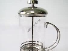 Чайник-заварник нерж Полоса 600 мл.