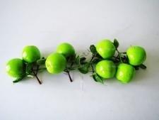 Композиция яблоки зеленые в связке из 8-ми