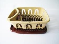 Сушилка для посуды 1-этажная Senyayla 4515 - 36 х 31 х 10 см.