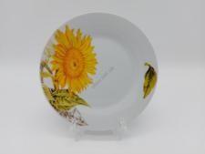 Тарелка  Подсолнух мелкая №7- 18 см. (12 шт. в уп)
