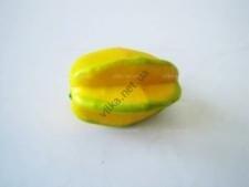 Карамболь-фрукт искусственный 10 см.