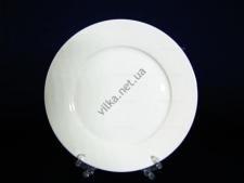 Тарелка  Белая гладь  для 2-го №9 23 см. (12 шт. в уп.)