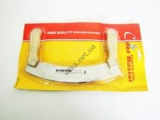 Нож для сыра Шеф мастер 21,5 х 4 см.