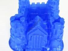 Форма силиконовая Замок большой 27,5 х 25 х 13
